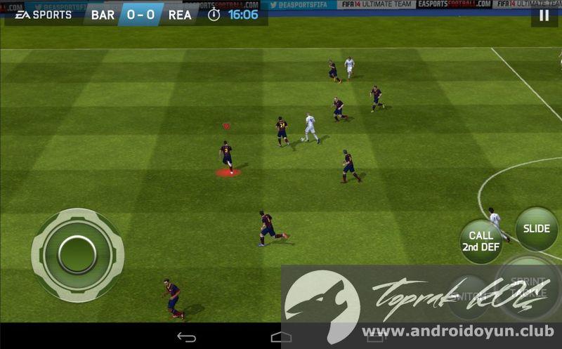 FIFA 14 v1 3 6 MOD APK - TÜM KİLİTLER AÇIK