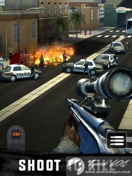 assassin sniper 3d mod apk