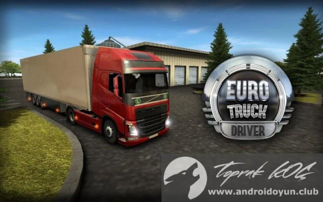 Euro Truck Driver 2018 1.3.0 + Mod Money + Data for Android y dinero ilimitado APK - Descargar Euro Truck Driver 2018 1.3.0 + Mod Money + Data for Android y dinero ...
