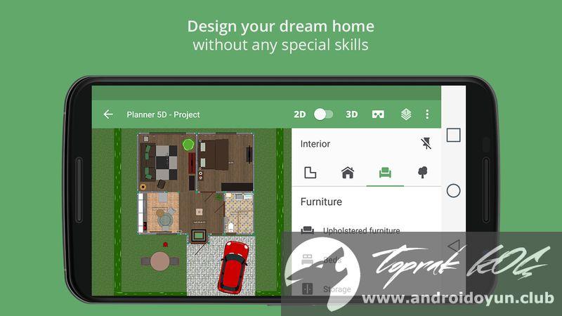 Planner 5d Interior Design V1 9 7 Mod Apk H Lel