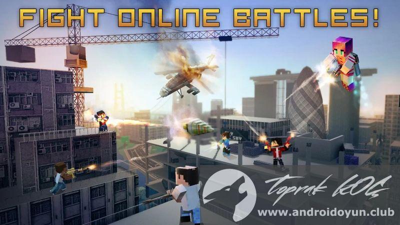 🔥 Block Fortress: War Mod Apk - apkmodfree com