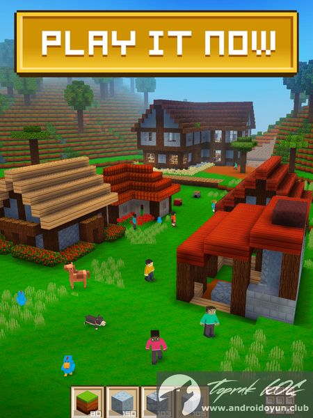 Block Craft D To Play Free Online
