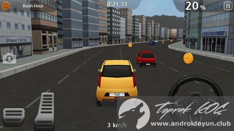 City Car Driving V1.2 Kariyer Fix Indir