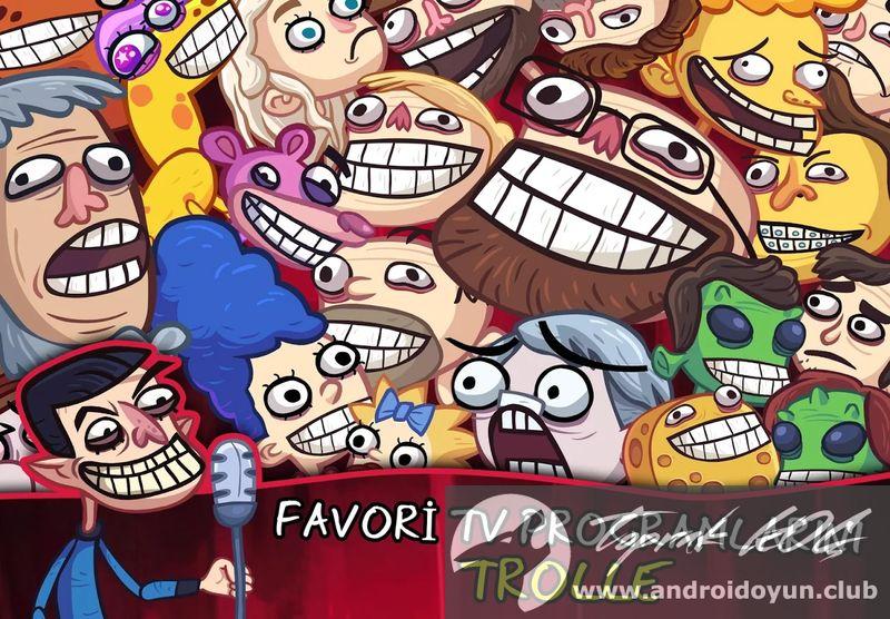 Troll Face Quest TV Shows v0.6.08 MOD APK - İPUCU HİLELİ