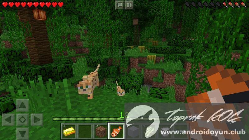 android oyun club minecraft 1.1.0.4 apk indir