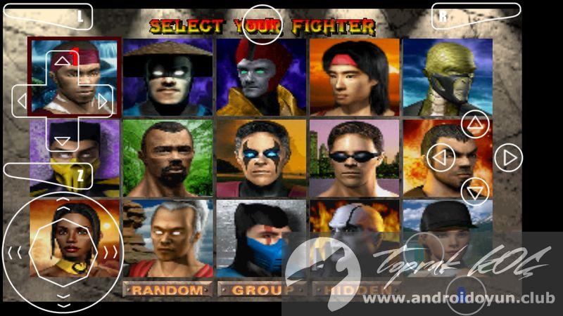 Mortal Kombat 4 v1 0 FULL APK - TAM SÜRÜM