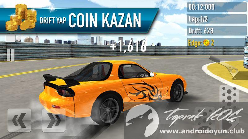 Drift Max Araba Yarışı Oyunu V48 Mod Apk Para Hileli