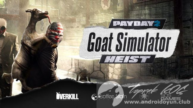 goat simulator payday apk android oyun club