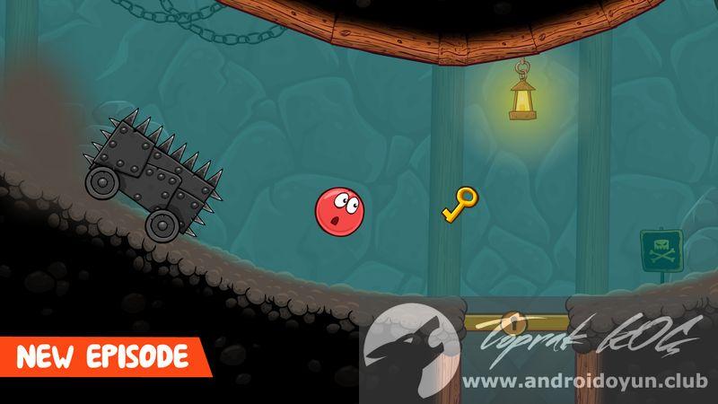 red ball 4 apk mod hack
