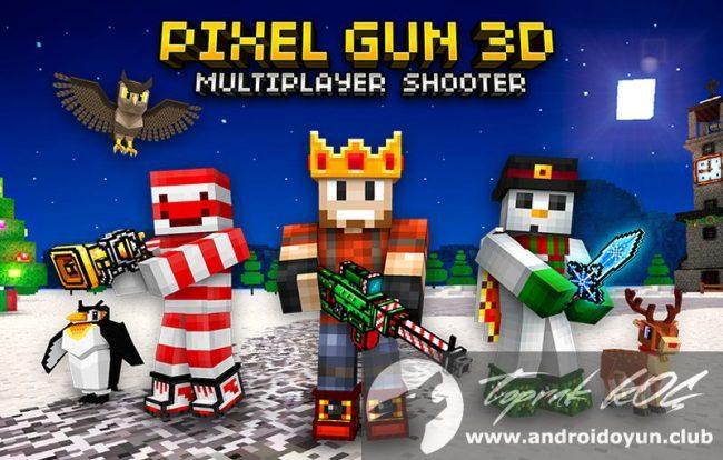 pixel gun 3d hack free