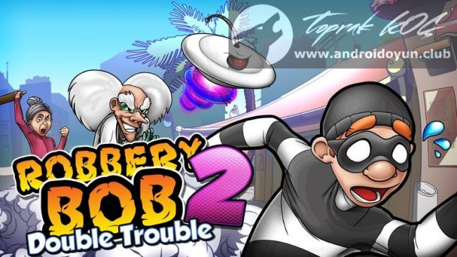 Robbery Bob 2 Double Trouble V1 4 2 Mod Apk Para Hileli