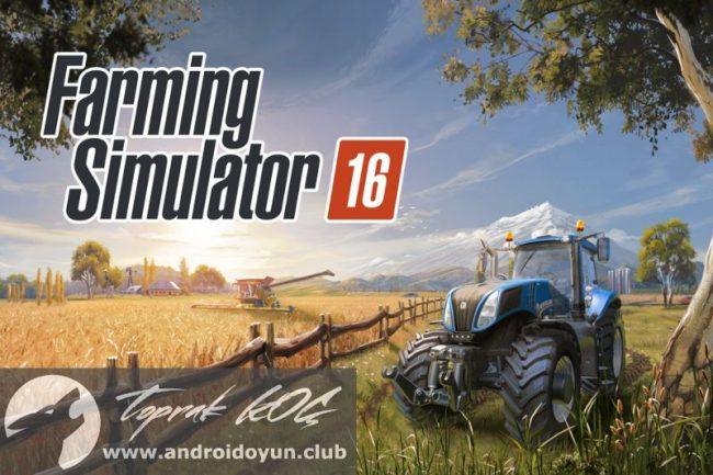 Farming Simulator 16 v1 1 1 4 MOD APK – PARA HİLELİ