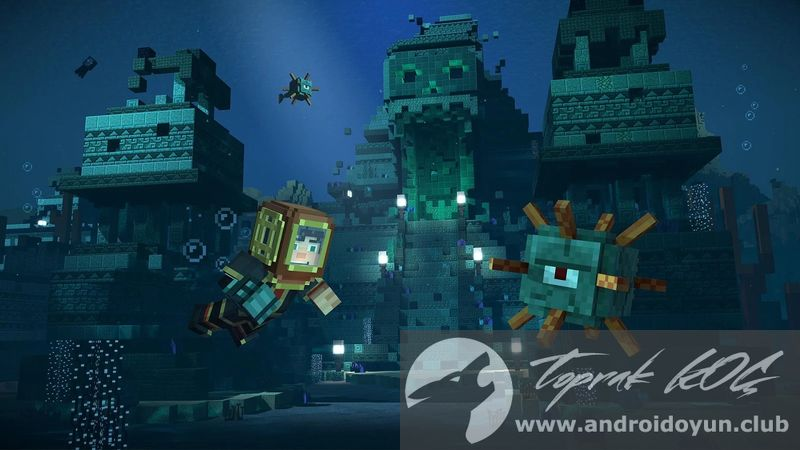 Minecraft Story Mode Full Apk Android Oyun Club idea gallery