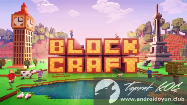 Block Craft 3d İnşaat Oyunu V2 3 11 Mod Apk Para Hİlelİ