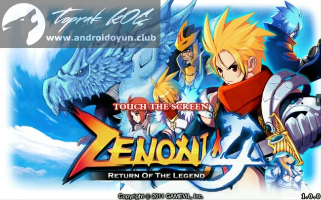 ZENONIA S Rifts In Time MOD APK 116 Free Download