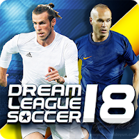 Dream League Soccer 2018 v5.054 Para HİLELİ APK