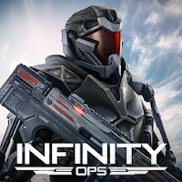 Infinity Ops Online FPS v1.10.0 MERMİ HİLELİ APK