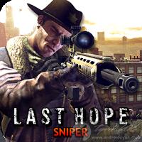 Last Hope Sniper Zombie War v1.3 PARA HİLELİ APK