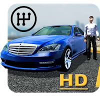 Manual Gearbox Car Parking v4.0 PARA HİLELİ APK