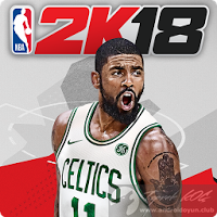 NBA 2K18 v36.0.1 PARA HİLELİ APK
