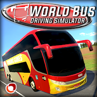 World Bus Driving Simulator v0.47 PARA HİLELİ APK