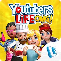 Youtubers Life Gaming Channel v1.6.2 PARA HİLELİ APK