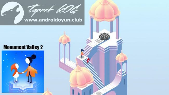 monument valley 2 apk android oyun club