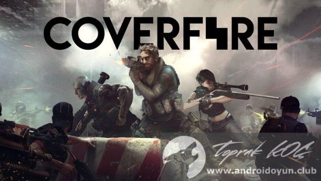 Cover Fire v1 6 4 MOD APK – PARA HİLELİ