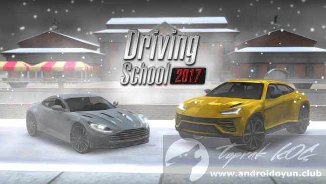 Driving School 2017 Mod Apk Arşivleri Android Oyun Club