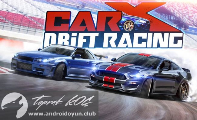 CarX Drift Racing v1.10.1 MOD APK – ARABA / PARA HİLELİ APK Durağı İndir