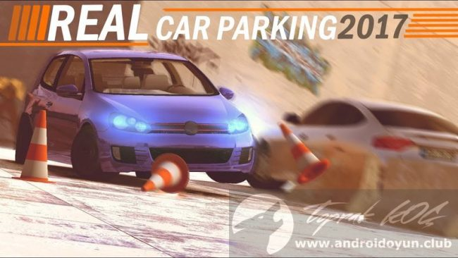 android oyun club real car parking 2018