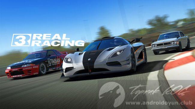 Real Racing 3 v6.1.0 MOD APK – PARA HİLELİ APK Durağı İndir