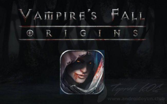 Vampires Fall Origins v0.103 MOD APK – PARA HİLELİ APK Durağı İndir