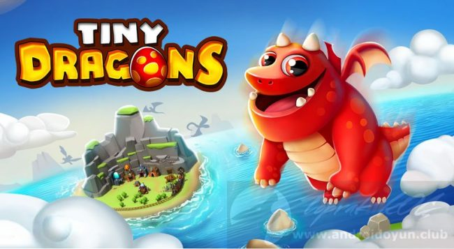 tiny dragons idle clicker tycoon 3.1.0 android hile ...