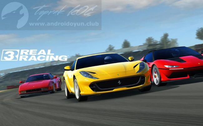 Real Racing 3 v6.2.1 MOD APK – PARA HİLELİ APK Durağı İndir