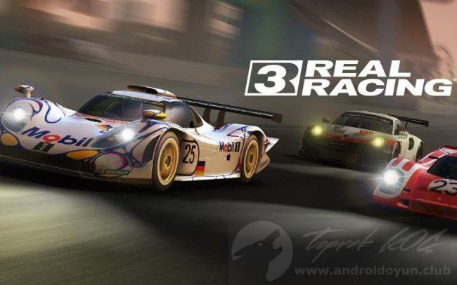 Real Racing 3 v6.3.0 MOD APK – PARA HİLELİ APK Durağı İndir