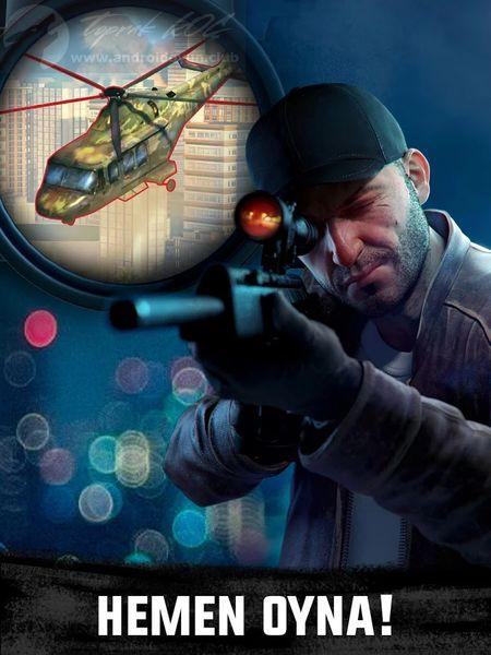 Sniper 3D Assassin v2.14.0 MOD APK - PARA / ELMAS