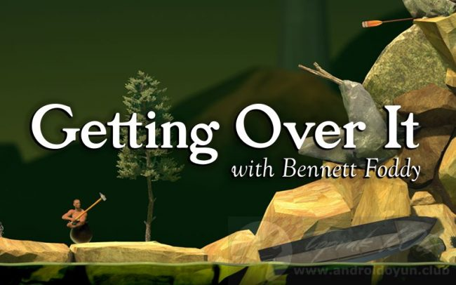 Getting Over It v1 9 0 FULL APK – TAM SÜRÜM
