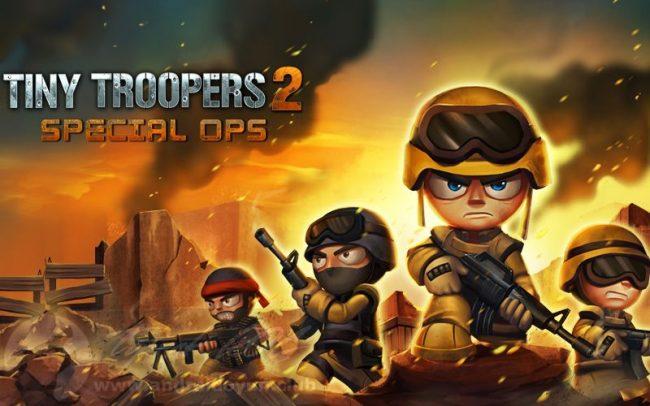 tiny troopers 2 ile ilgili görsel sonucu