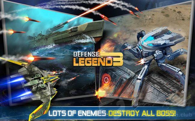 defense legend 3 future war v2 0 3 mod