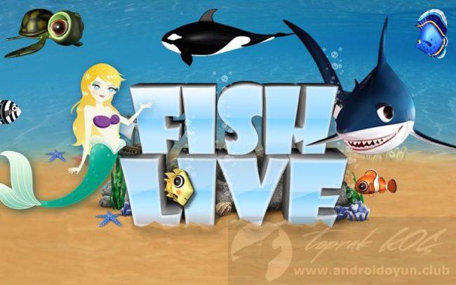 fish live mod apk 2018