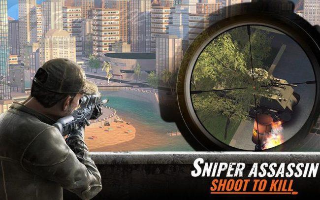 Sniper 3D Assassin Para Hileli Apk İndir ile ilgili görsel sonucu
