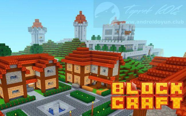block craft 3d apk elmas ve para hilesi indir