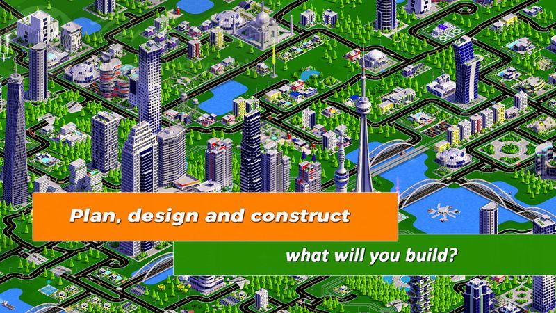 Designer City 2 City Building Game v1 08 MOD APK – MONEY