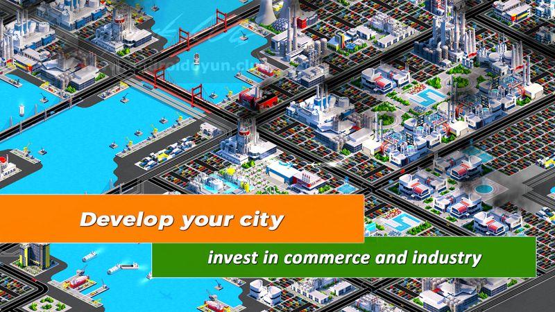 Designer City 2 City Building Game V1 08 Mod Apk Para Hileli