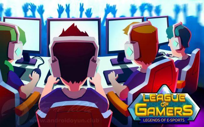 League Of Gamers V1 1 8 Mod Apk Para Hileli