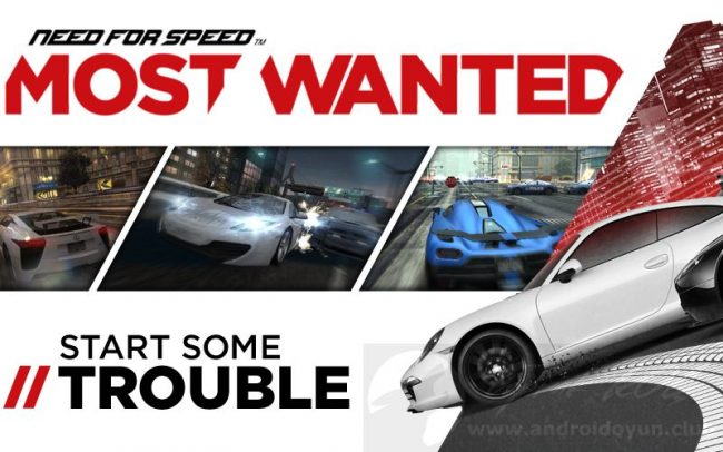 need for speed most wanted mega