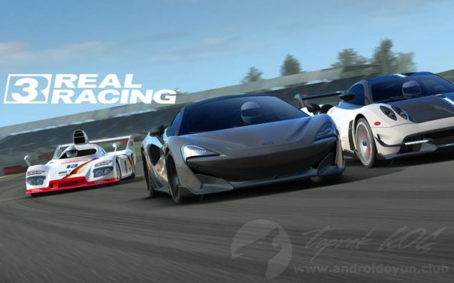 Real Racing 3 v6.5.1 MOD APK – PARA HİLELİ APK Durağı İndir