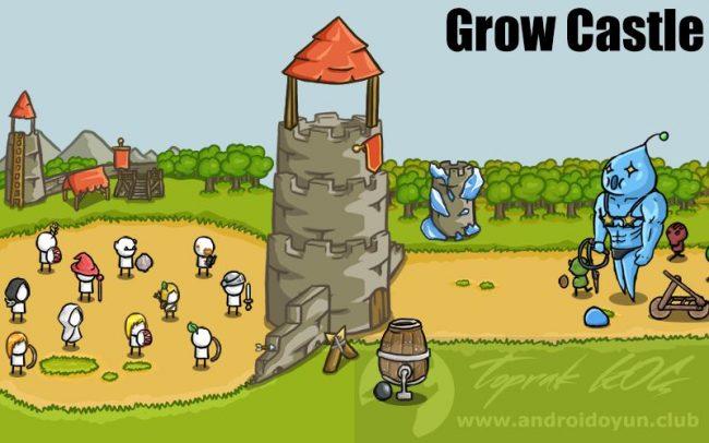 grow castle hack 2018