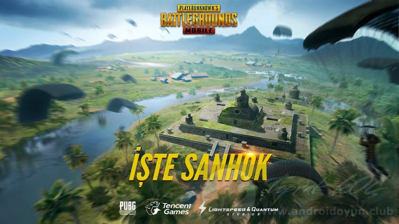 PUBG Mobile v0 8 0 FULL APK – FULL VERSION (ENGLISH) | MOD APK